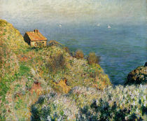 Claude Monet / Cottage at Varengeville by AKG  Images