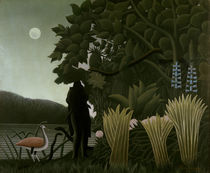 H. Rousseau / The Snake Charmer/1907 by AKG  Images