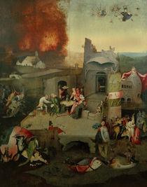 Hieronymus Bosch, Versuchung Antonius von AKG  Images