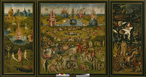 Bosch / Garden of Earthly Delights by AKG  Images