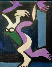 E.L.Kirchner / Dancing Nude / 1929/30 by AKG  Images