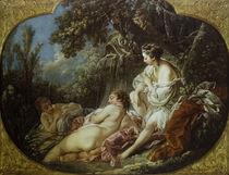 Boucher, François / der Sommer / 1755 von AKG  Images