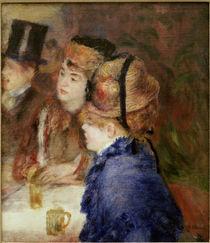 A.Renoir, Im Café. Die Trinkerinnen von AKG  Images
