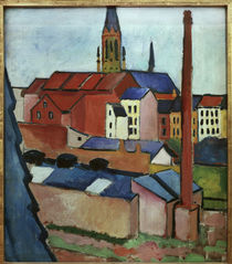 A.Macke / St. Mary's Church ... / 1911 by AKG  Images