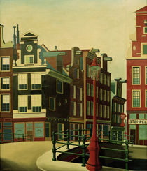 Carl Grossberg, Amsterdam, Singelgracht by AKG  Images