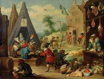 D.Teniers d. J., Affenfest von AKG  Images