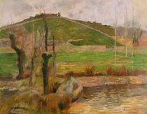 P.Gauguin, Landschaft bei Pont-Aven von AKG  Images