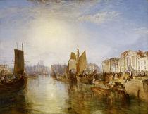 W.Turner, Der Hafen von Dieppe by AKG  Images