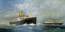 F.Pansing, Porträts Ozeandampfer von AKG  Images