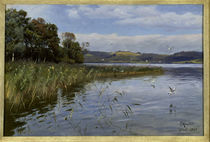 Summer's Day at the Lake by AKG  Images