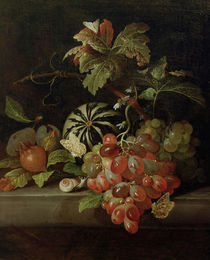Mignon / Still Life / Fruit / 17th c. by AKG  Images