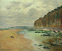 Monet / Varengeville / Low tide by AKG  Images