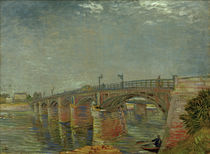 V. van Gogh, Seine bridge near Asnières by AKG  Images