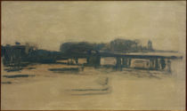 Claude Monet, Charing Cross Bridge by AKG  Images