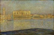C.Monet, Der Palazzo Ducale von AKG  Images
