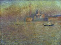C.Monet, San Giorgio Maggiore (Venedig) von AKG  Images
