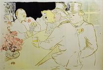 H. de Toulouse-Lautrec, Irish American Bar by AKG  Images