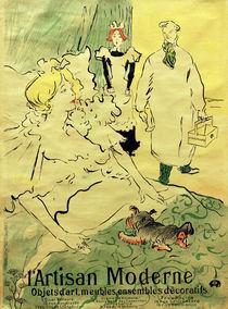 H. de Toulouse-Lautrec, L'Artisan Moderne by AKG  Images
