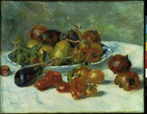 Renoir / Tropical fruits / 1881 by AKG  Images