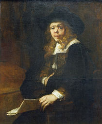 Gerard de Lairesse / Gemälde v. Rembrandt by AKG  Images