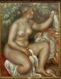 Renoir / Apres le bain / 1910 by AKG  Images