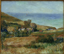 A.Renoir, Küste bei Wargemont von AKG  Images