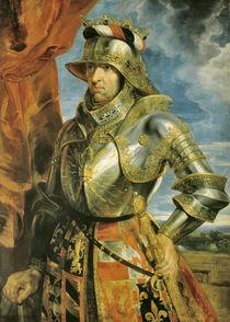 Kaiser Maximilian I / Portrait /  c. 1618 by AKG  Images