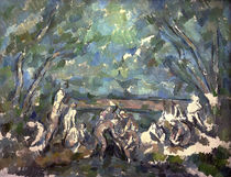 Cezanne / Bathers /  c. 1902/06 by AKG  Images