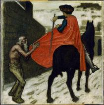 Franz v. Stuck, Hl. Martin / Gemädle by AKG  Images