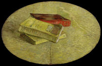 Three Books / V. van Gogh / Painting, 1887 by AKG  Images