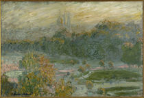 Claude Monet, Les Tuileries / 1875 by AKG  Images