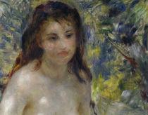 Renoir / Torse de femme au soleil (Detai) by AKG  Images