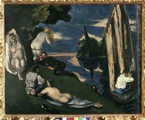 P.Cézanne, Pastorale von AKG  Images