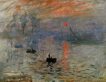 C.Monet, Impression, Sonnenaufgang von AKG  Images