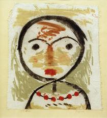 P.Klee / frägt sich. by AKG  Images