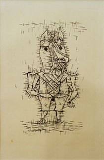 Paul Klee, Donkey / 1925 by AKG  Images