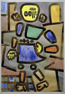 Paul Klee, Untitled (Mannequin) /c. 1939 by AKG  Images