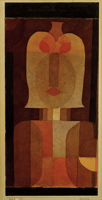 Paul Klee, Mask / 1922 by AKG  Images