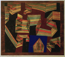 Paul Klee, Transparent-Perspectively/1921 by AKG  Images