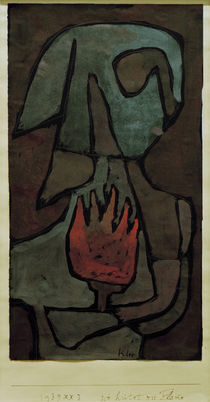 P.Klee, She Guards the Flame / 1939 by AKG  Images
