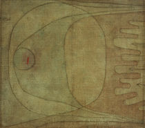 Paul Klee, Fear / 1934 by AKG  Images