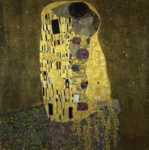 G.Klimt, Der Kuß von AKG  Images