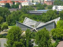 Hyparschale, Magdeburg 09 by schroeer-design