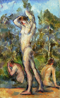 Cézanne / The bath / 1879–82 by AKG  Images