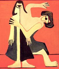 E.L.Kirchner / Maskentanz / Ptg./ 1928 by AKG  Images