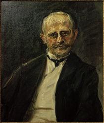 Hans Rosenhagen / Gemälde von M. Slevogt by AKG  Images