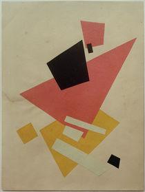 L. Popowa, Suprematistische Komposition von AKG  Images