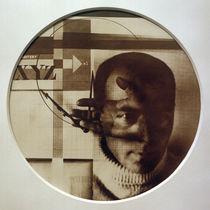 El Lissitzky, Selbstporträt by AKG  Images