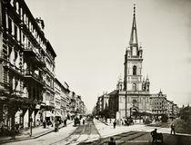 Jerusalemer Kirche / Foto / Levy um 1900 by AKG  Images