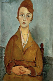 Amedeo Modigliani, Young Lolotte by AKG  Images